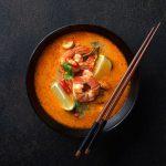 Tailandietiška TOM YUM sriuba